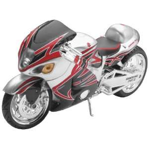 Street Bike 1:12 Scale Motorcylce   Roaring Toyz Custom Hayabusa 43443