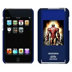 Iron Man Breaking on iPod Touch 2G 3G CoZip Case