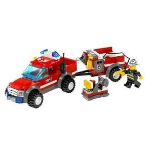 LEGO Ciy Off Road Fire Rescue (7942) oys & Games