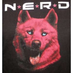 N.E.R.D. Fly Or Die T Shirt (LARGE) NERD Everything