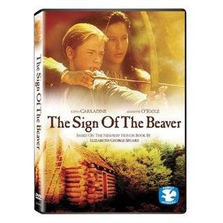 Sign of the Beaver [VHS] Keith Carradine, Annette OToole