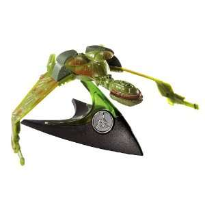 Hot Wheels Star Trek Klingon Bird of Prey  Toys & Games