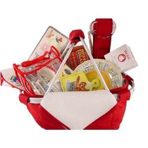 Family PicNic Basket Gift Set, Something for Everyone