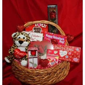 Someone Special Valentines Day Gift Basket