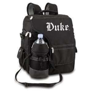 Duke Blue Devils Turismo Picnic Backpack (Black