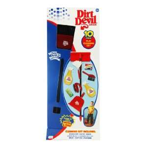 Dirt Devil Junior 10 Piece Cleaning Set (Closed Box)  Toys & Games