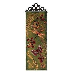 Flora & Fauna Wall Panel Home & Kitchen