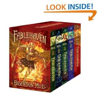 Fablehaven Complete Set (Boxed Set) Fablehaven; Rise of the Evening