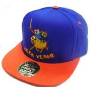 Cap   Adventure Time   Snapback   Finn & Jake Everything Else
