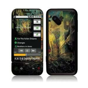 HTC T Mobile G1  For The Fallen Dreams  Changes Skin Electronics