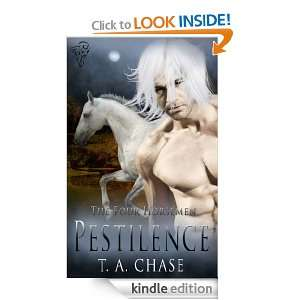 Pestilence (The Four Horsemen) T.A. Chase  Kindle Store