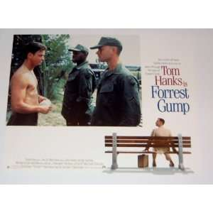 FORREST GUMP Movie Poster Print   11 x 14 inches   Tom Hanks   LC04