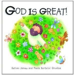 God Is Great (Mini Board Books) (9780857460271) Bethan