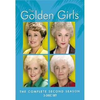 The Golden Girls   The Complete First Season Betty White Movies & TV