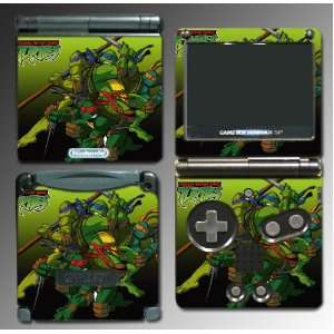 Teenage Mutant Ninja Turtles TMNT Vinyl Decal Skin Protector Cover for