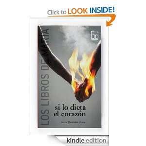 Si lo dicta el corazón (eBook ePub) (Gran Angular) (Spanish Edition