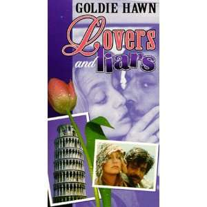 Lovers And Liars [VHS] Goldie Hawn, Giancarlo Giannini
