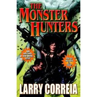 Monster Hunter International (9781439132852) Larry