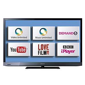 Buy Sony Bravia KDL46EX524 LED HD 1080p TV, 46 Inch with Freeview HD