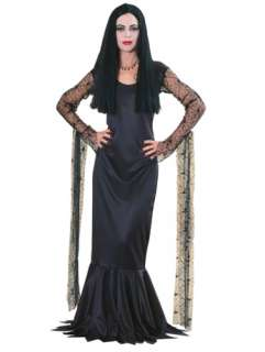 Morticia Adams Costume   Angels Fancy Dress Costumes