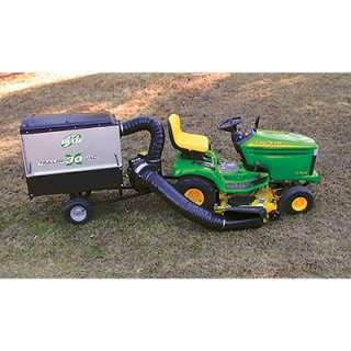 Trailer Vac — 30 Cubic Ft. Capacity, Model# 6930 02  Lawn Sweepers