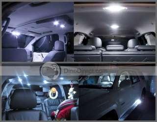 RGY Bright 12 LED Car Auto Interior Dome Light Bulb Lamp   DinoDirect