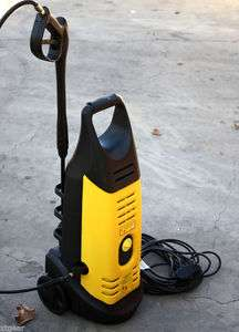 110v Electric 3000PSI 2000W High Pressure Washer Jet Sprayer Driveway