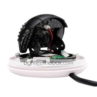 Wireless IP Camera with Night Vision and Motion Detection Alarm   US$