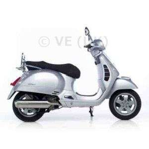 VESPA GT GTS GTV LEO VINCE 4 ROAD STAINLESS EXHAUST