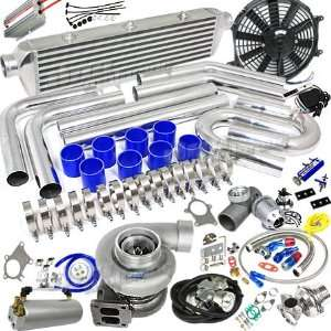 HUGE GT45 UNIVERSAL TURBO KIT Automotive