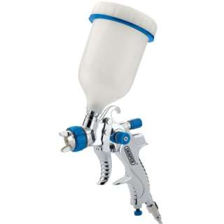 Buy Draper 09706 600ml Gravity Feed Hvlp Air Spray Gun   DIY Tools