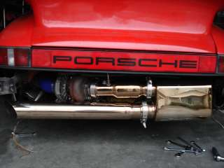 1986 carrera with 1991 3 3 965 turbo motor