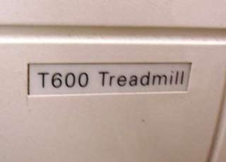 BURDICK TREADMILL T600 T 600 STRESS TEST USED MEDICAL