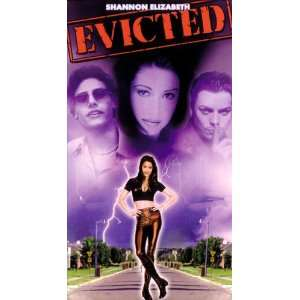 Evicted [VHS]: Shannon Elizabeth: Movies & TV