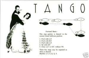 tango steps diagram tango steps names - driverlayer search engine #13