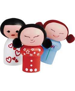 Buy myStyle Japanese Friendship Dolls at Argos.co.uk   Your Online