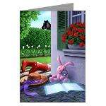 Aunt Dimity Detective Greeting Cards (Pk of 10)