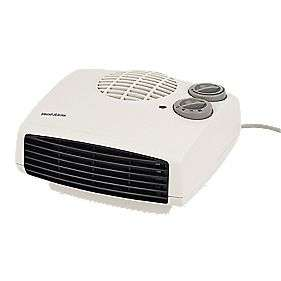 vent axia 2000w portable fan heater product code 83629 plastic beab