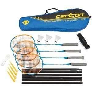 Carlton Tournament 4 Player Badminton Set