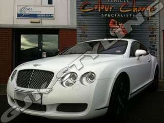 3M WHITE MATTE SCOTCHCAL VINYL FILM CAR WRAP 152x200
