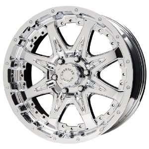 American Outlaw Buckshot Series Chrome Wheel (16x8/8x165