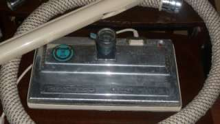 VINTAGE ELECTROLUX JUBILEE CANISTER VACUUM CLEANER / VAC WITH HOSE AND