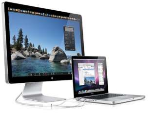 Apple LED Cinema Display 24 Inch MB382LL/A Computers