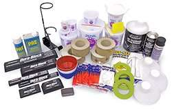 Eastwood Deluxe Paint Prep Kit   Auto Painting |