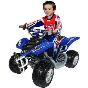Yamaha Raptor 700R ATV Battery Powered Ride On