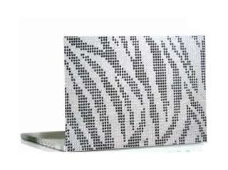 Bling Crystal Laptop Cover Skin Stickers dell hp Zebra