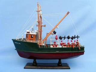 Andrea Gail 16   The Perfect Storm Model Tug Boat