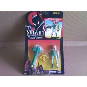Batman The Animated Series Poison Ivy Action Figure: Toys & Games