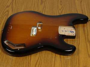 Vintage USA 57 RI Fender Precision P BASS BODY Guitar $60 OFF