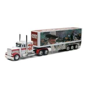 Die Cast Semi Truck Tractor and Trailer Hauler Set Toys & Games